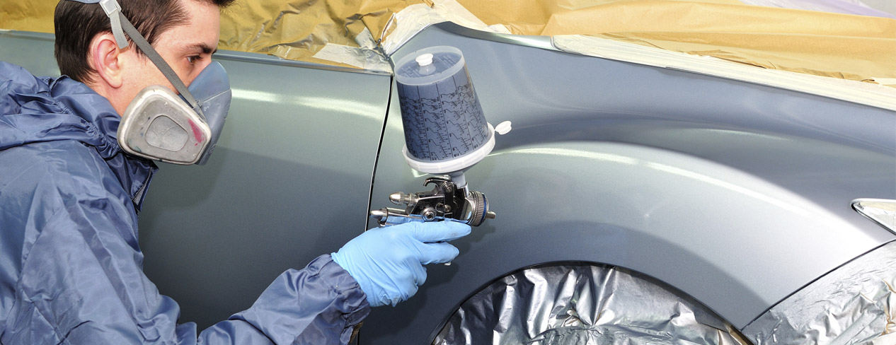 panel-spraying