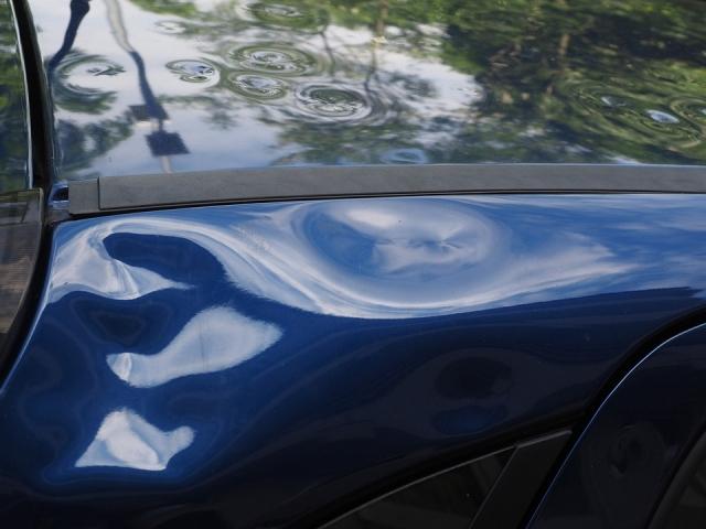 Car dent and smash repair from K&W
