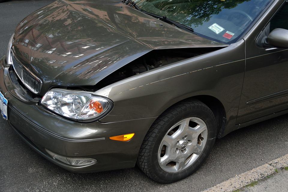Smashed Car Repairs